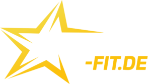 Logo Hollywood Fit weiss